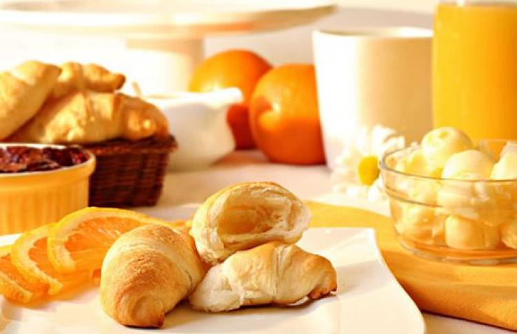 Что чаще всего мыедим назавтрак?