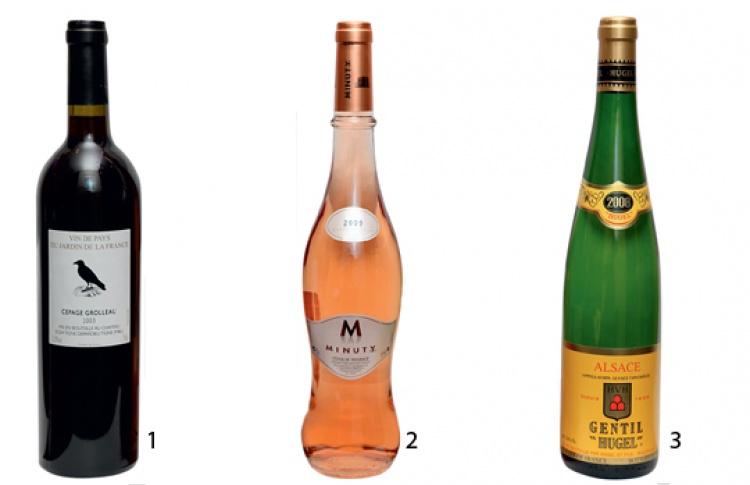 Весеннее вино