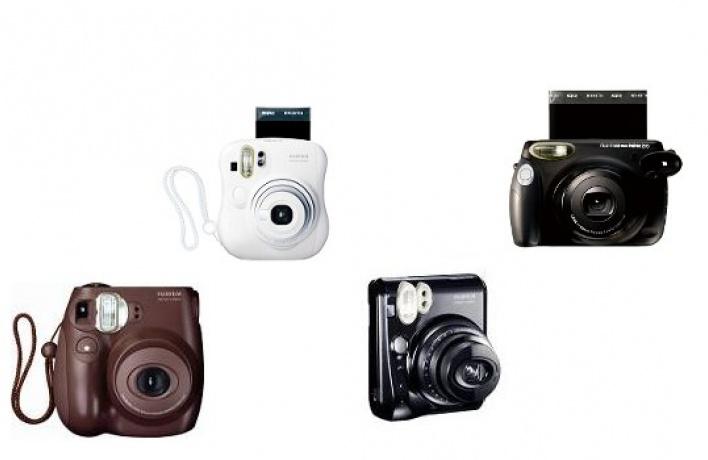 Новые фотокамеры Fujifilm