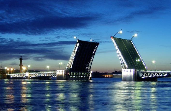Расписание развода мостов на2011 год