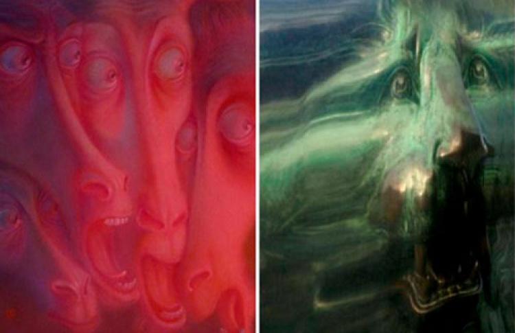 Монстры. Мифологические персонажи