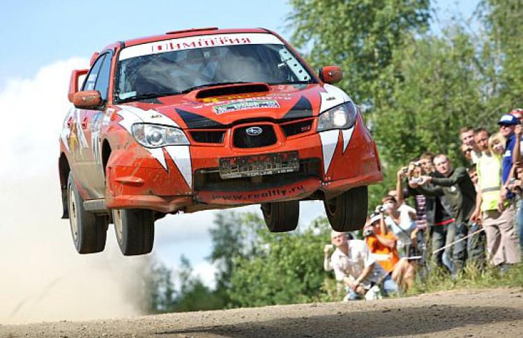 Первое вРоссии Rally Masters Show пройдет 23апреля вКрылатском
