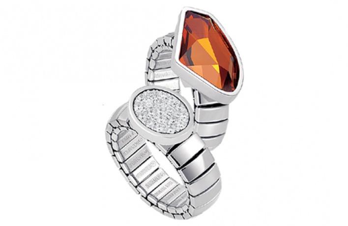 Серебряные кольца Nomination