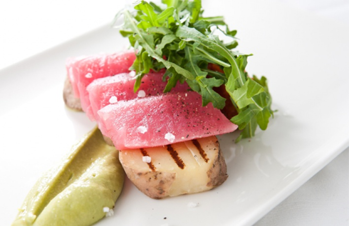 Новые блюда вресторане «Гастроном»