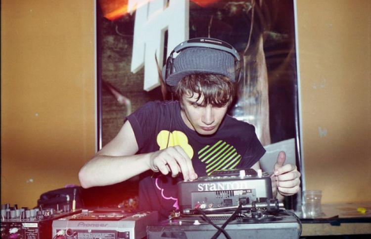 DJ Канджи Кинетик