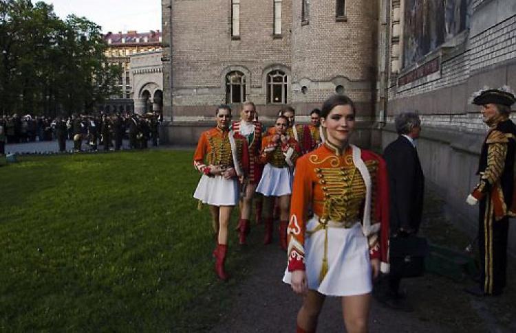 """Ночь музеев: """"Суворов в космосе"""""""