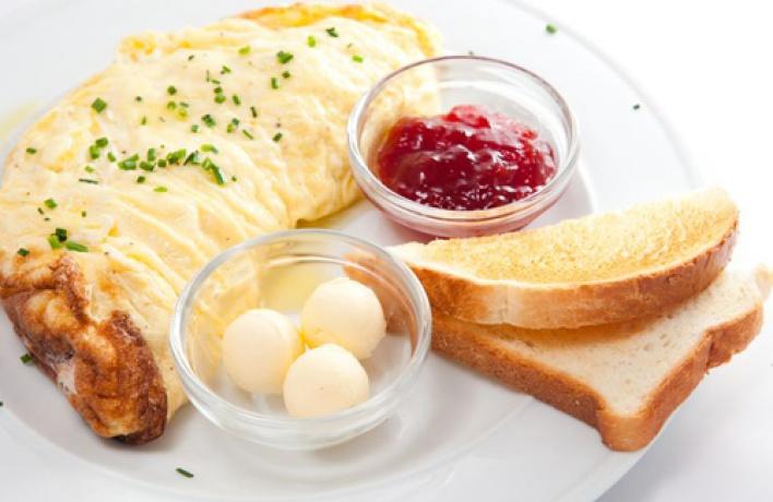 Новое меню завтраков в«Жан-Жак Руссо»