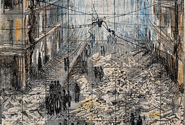 Выставка работ Генри Мура вЭрмитаже - Фото №1