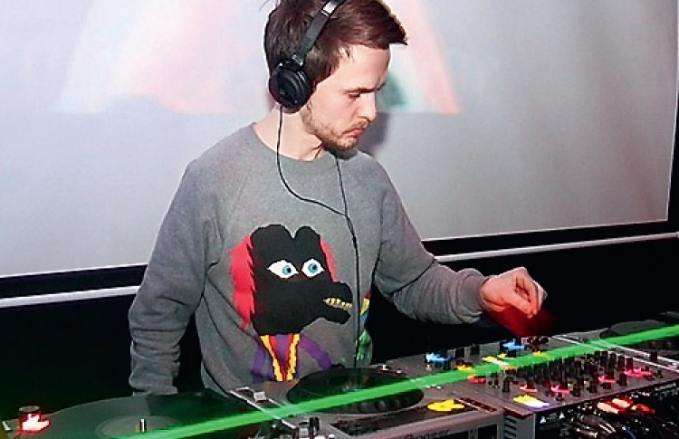 DJ Xmara Birthday party