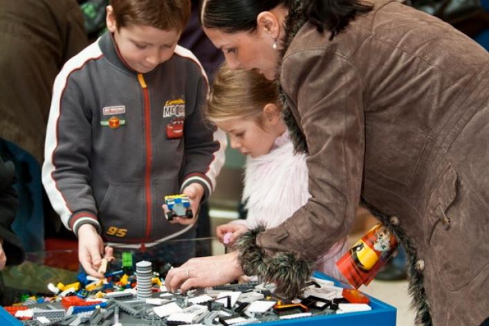 Lego. Город будущего