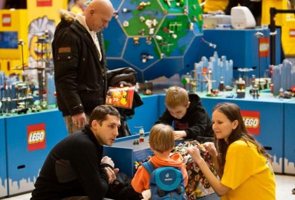 Lego. Город будущего - Фото №0
