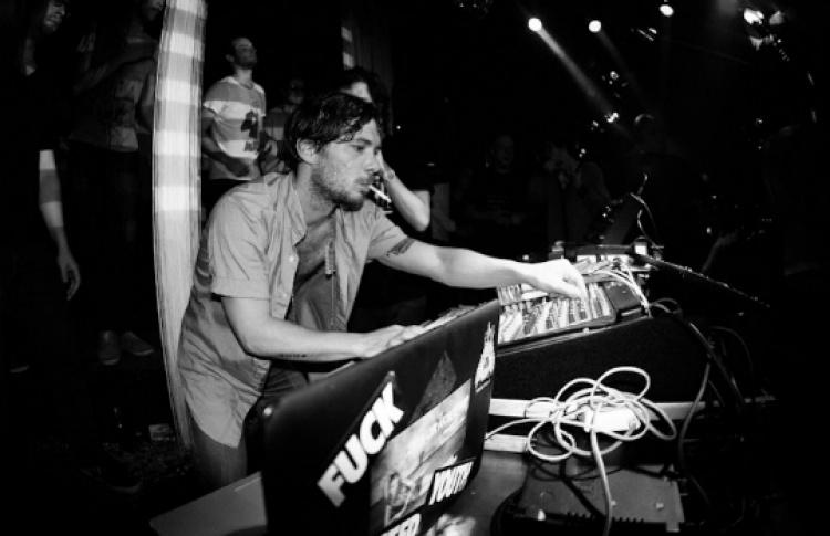 DJ Райан Дэвис
