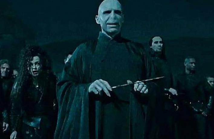Вышел трейлер последней части «Гарри Поттера»