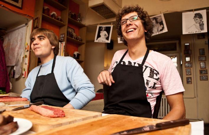 Кулинарные курсы в«Сестрах Гримм»