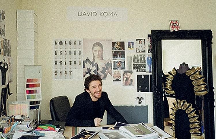 Интервью сдизайнером Давидом Кома
