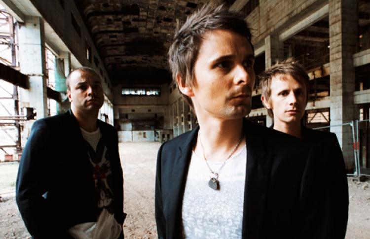 Muse (Великобритания), We Are Scientists (США)