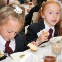 Теперь родители могут следить затем, что съели ихдети вшколе