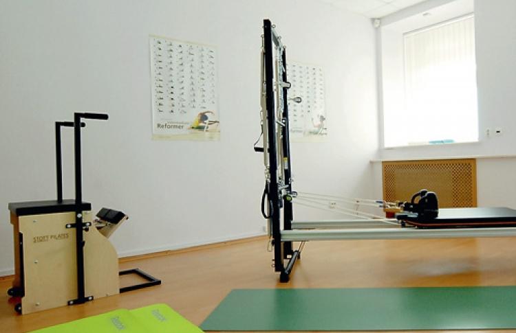 Smart Pilates, студия пилатеса