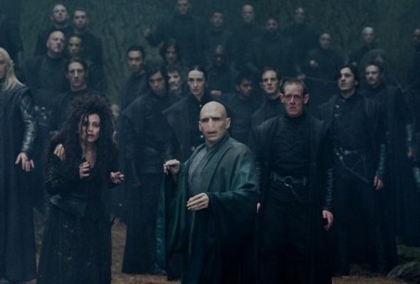 Гарри Поттер и Дары смерти: Часть 2 - Фото №6