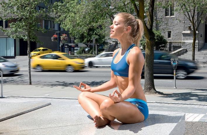 Три новых места для йоги