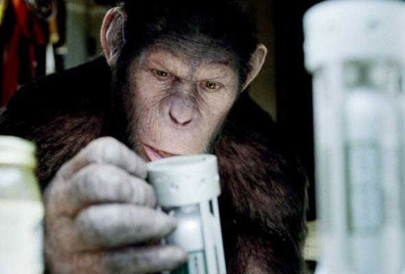 Восстание планеты обезьян - Фото №1