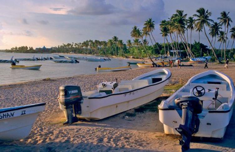 Маршруты Карибского моря