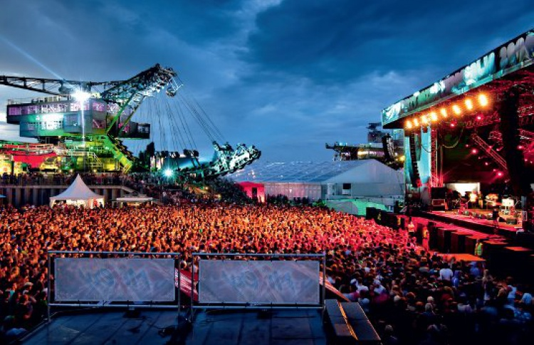 8клубных фестивалей Европы