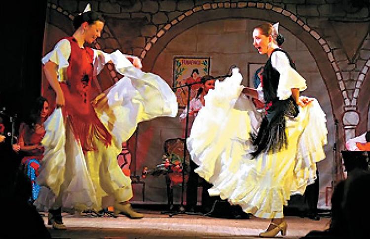 """Фестиваль фламенко """"Вива Испания"""""""