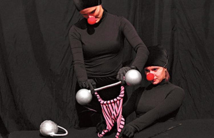 Цирк на ладони