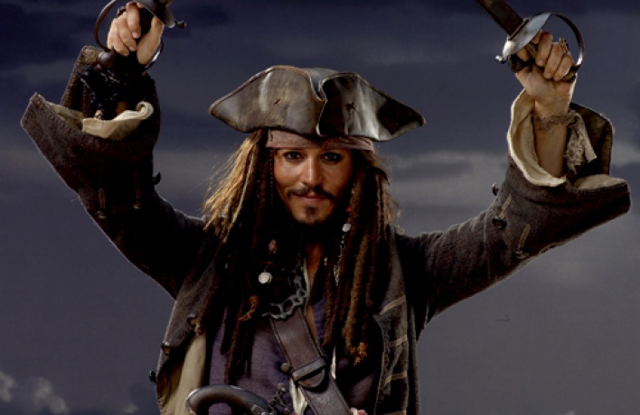 Фильм «Пираты Карибского моря»