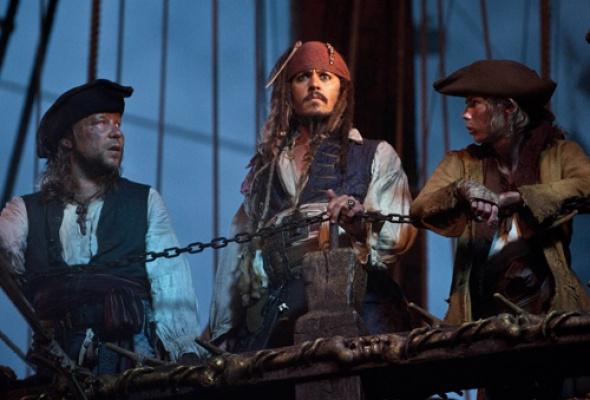Фильм «Пираты Карибского моря» - Фото №0