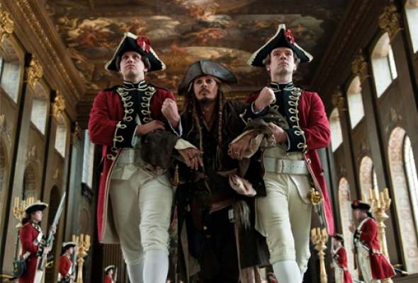 Фильм «Пираты Карибского моря» - Фото №1