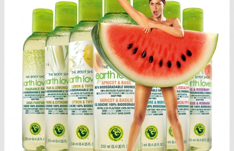 The Body Shop®: Засвежесть, заботу ичистую природу!
