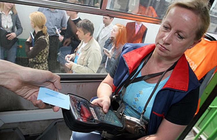 Штрафы забезбилетный проезд вМоскве увеличат до1000 рублей