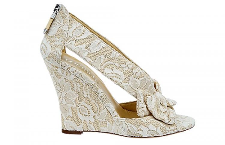 УLoriblu появилась линия свадебных туфель
