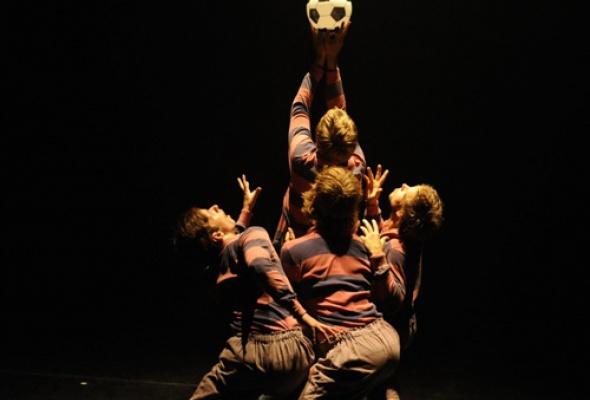 Дань танца искусству футбола - Фото №0