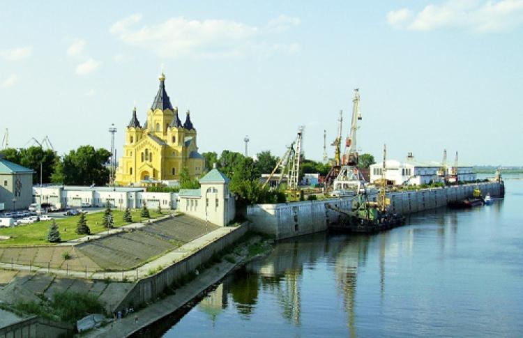 Гид поНижнему Новгороду
