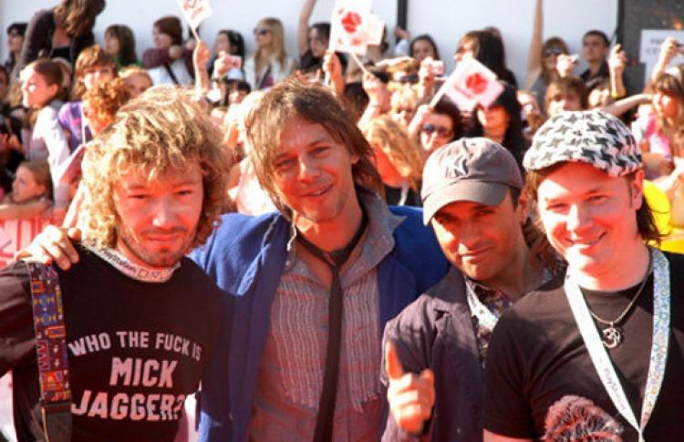 Музыкантов группы «Мумий Тролль» избили в«Шарике»