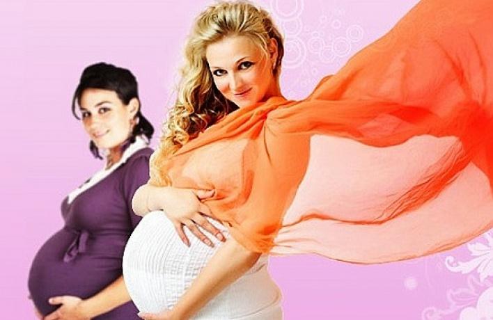 Появилось специальное такси для беременных