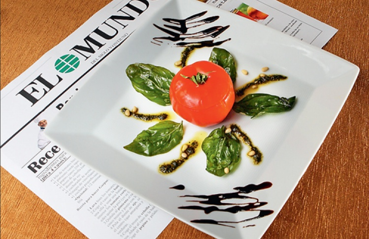 ВLaPresse самые интересные кухни мира представляют свои лучшие блюда вавторской трактовке.