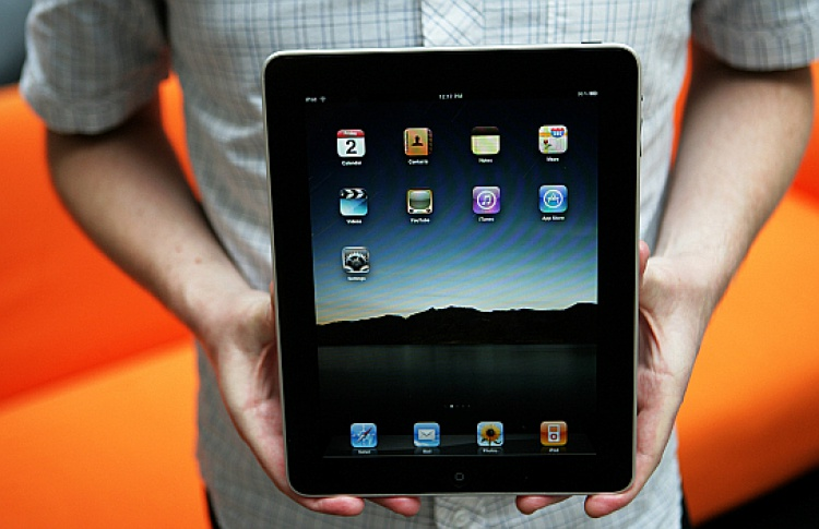 iPad поступит впродажу впятницу