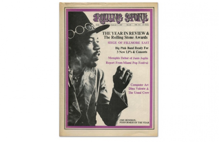 "Baron Wolman ""The Rolling Stone Years"""