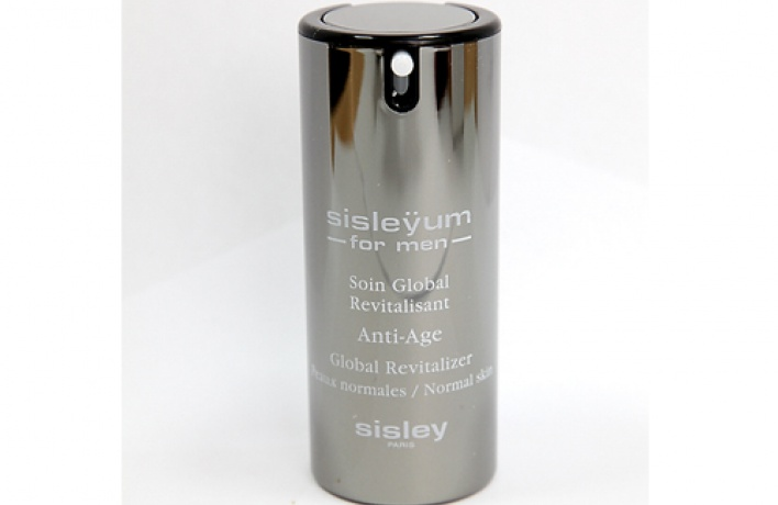 Умарки Sisley вышел антивозрастной уход Sisleyum for Men