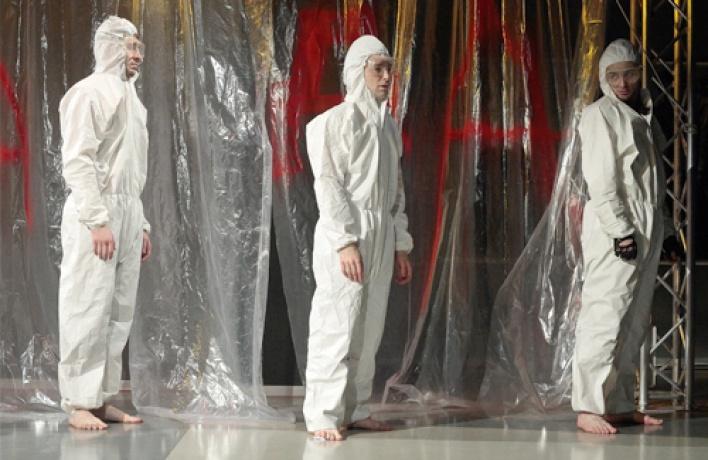 Театр Dzampano покажет «Илиаду»