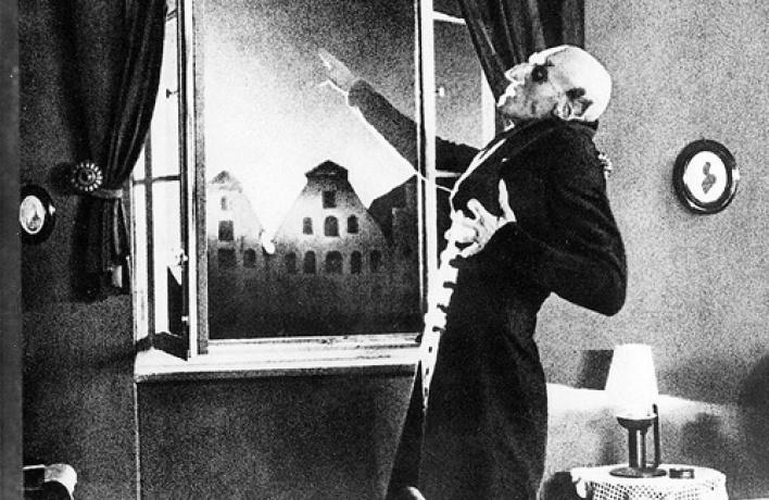 Показ фильма «Носферату— Симфония ужаса»