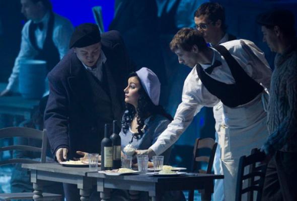 Опера «Богема» впостановке Арно Бернара - Фото №3