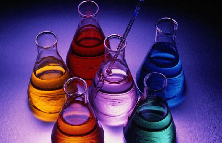 Детская студия химии