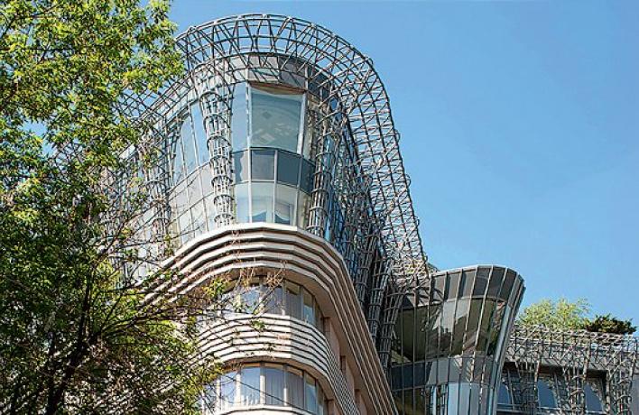 10лучших современных зданий этого города
