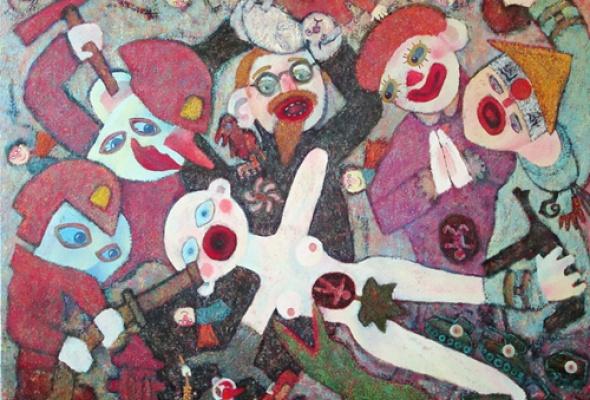 Выставка Алексея Бекренева «Никогда незнаете» - Фото №1