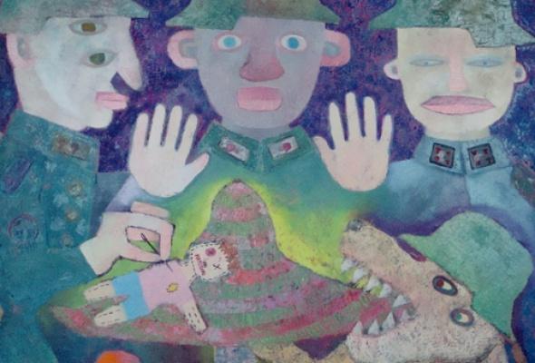 Выставка Алексея Бекренева «Никогда незнаете» - Фото №2